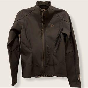 Pearl Izumi Pro black zip front jacket women's